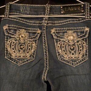 Girls LA Idol jeans